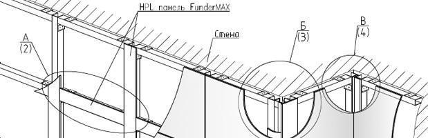 Макс панели на клей